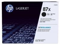 HP Toner 87X CF287X Black High Capacity