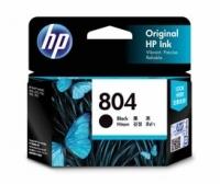 HP Ink Cartridge (804) Black T6N10AA