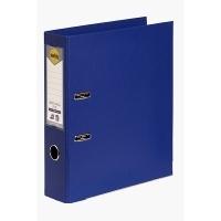 MARBIG PE LINEN LEVER Arch File A4 Blue BX10