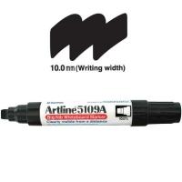 Artline Big Nib Whiteboard Marker 5109A Chisel Black