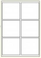 Custom Label 418 A4 BX100 6/sheet White 97x89