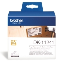 Brother DK11241 Large White Label 102mm x 152mm BX200
