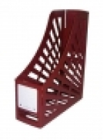 Italplast Magazine File Holder Burgundy