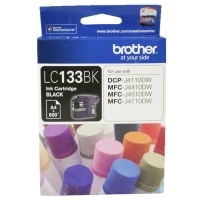 Brother Ink Cartridge LC133BK Black