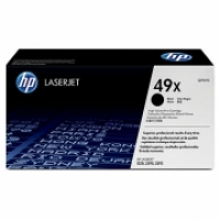 HP Toner 49X Q5949X Black