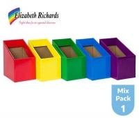 Elizabeth Richards Book Box (Mix Pack of 5) Mix Pack 1