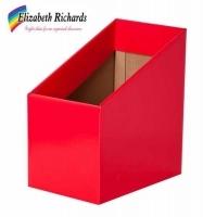 Elizabeth Richards Book Box (Pack of 5) Red