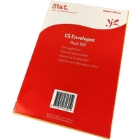 Stat Envelope 229x162 C5 PNS Kraft Pack of 100