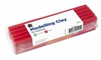 EC Modelling Clay 500gm Red