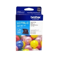 Brother Ink Cartridge LC77XLC Cyan