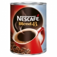 Nescafe Blend 43 Instant Coffee 1kg Tin