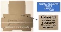 GENERAL Transfer File Box Foolscap PK25 GSSTFFC
