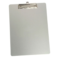 Marbig Clipboard A4 Silver Aluminium 43300