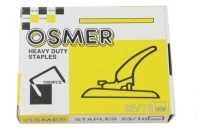OSMER 23/10 Heavy Duty Staples Box of 1000
