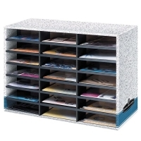 Fellowes Literature Sorter 21 compartment 0421003