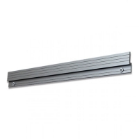 Deflecto Brochure Holder Lit-Loc Wall Display Wall Rail 450mm