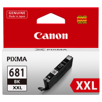 Canon Ink Cartridge CLI681XXL (681BKXXL) Black
