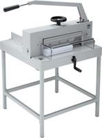 Ideal 4705 Manual Heavy Duty Guillotine 475mm +Stand
