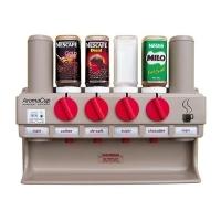 Aroma Cup Dispenser AC600C 1 cup+4 ingredient dispenser+1 cup