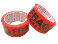 Stylus Packaging Tape 48mm x 66Mt BX36 FRAGILE Handle With Care