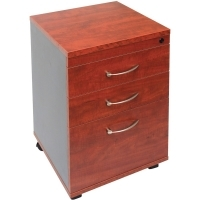 Rapid Manager Mobile Pedestal 3 Drawer 465Wx447Dx700H