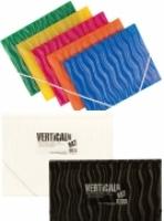 Foldermate 687 Document Wallet A4 Action Case Vertical Art White