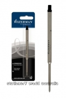 Waterman Maxima Ball Point Pen REFILL Medium Black