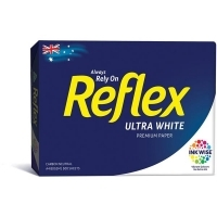 Reflex A4 Ultra White Paper 80gsm 1(1 Ream of 500 sheets)