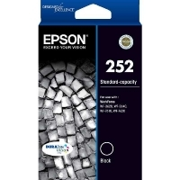 Epson Ink Cartridge 252 Black