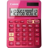 Canon Desktop Calculator LS123KM Pink