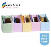 Elizabeth Richards Book Box (Mix Pack of 5) Mix Pack Pastel