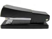 Osmer OS220 Metal Half Strip Desk Stapler Black