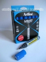 Artline Whiteboard Marker 577 Bullet Point Blue BX12