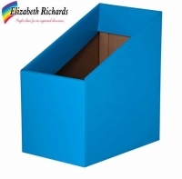 Elizabeth Richards Book Box (Pack of 5) Blue