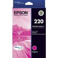 Epson Ink Cartridge 220 Magenta Ink Cart