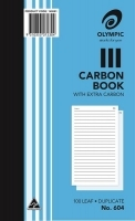 Carbon Book Duplicate 200x125 100LF Olympic 604