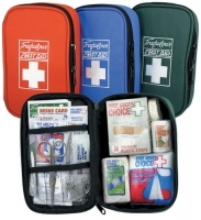 Trafalgar First Aid Kit T33765R Handy No 3 Red
