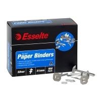 Esselte 647 Paper Binders 51mm BX100