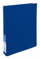 Bantex Ring Binder A4 25mm 2D 1332-11 Light Blue