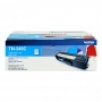 Brother Toner TN340C Cyan  - 1500 pages