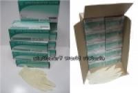 Stylus Latex Gloves 4313 BX100 Extra Large Cream CTN-10BXS