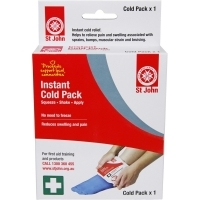 St John Instant Cold Pack (First Aid)
