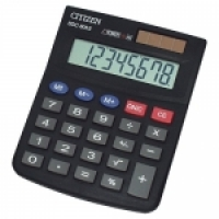 Citizen Calculator SDC805 Desktop 8Digit Tilt Display