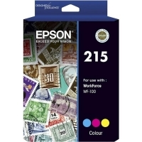 Epson Ink Cartridge 215 Colour