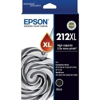 Epson Ink Cartridge 212XL High Yield Black