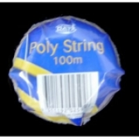 Dats Poly String Polytwine White 100Mt (2592)
