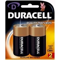 Duracell Battery Coppertop Alkaline D Card 2