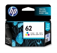 HP Ink Cartridge 62 C2P06AA Tricolor