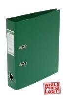 Bantex Lever Arch File PVC A4 Standard 1450-15 Lt Green