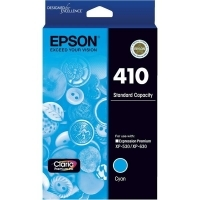 Epson Ink Cartridge 410 Cyan